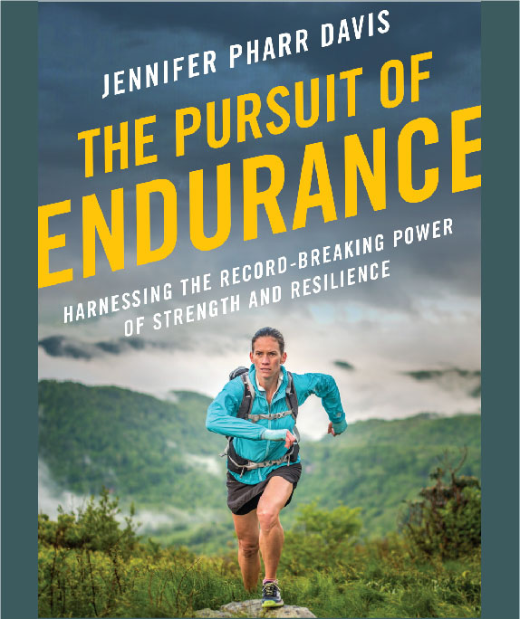 The Pursuit of Endurance book jacket cover