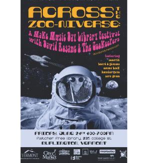 Make Music Day | Fletcher Free Library