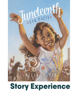 Juneteenth for Mazie