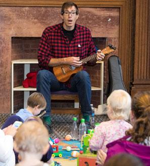 ukulele performance